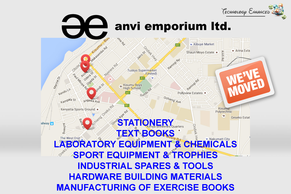 Anvi Emporium Ltd http://www.anvi.co.ke/