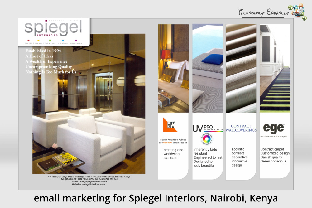 Spiegel Interiors Limited