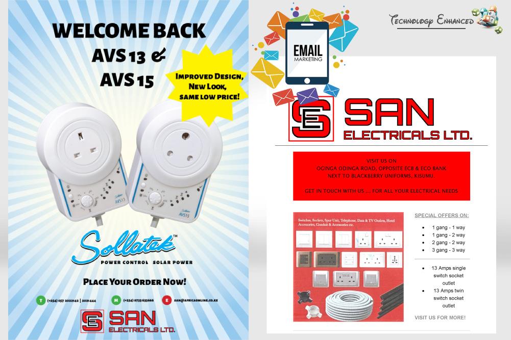 San Electricals Ltd.