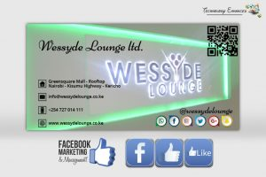 Wessyde Lounge - Kericho